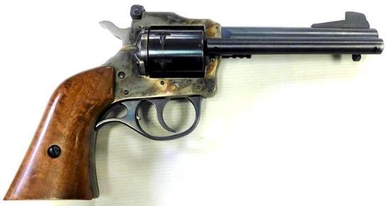 Harrington & Richardson Model 686 .22/.22 Mag Revolver with Box