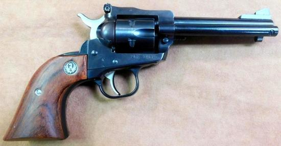 Ruger Single Six 22LR / 22 Mag Revolver with Case