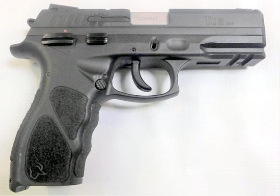 Taurus TH9 9mm, DA/SA Semi-auto Pistol w/ Case