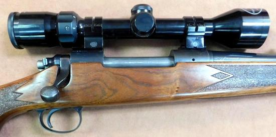 Remington Model 700 7mm Mag Bolt Rifle with Scope