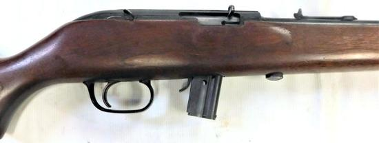 Ithaca X-15 22 Semi-auto Rifle