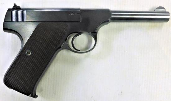 Colt Woodsman 22lr Semi-auto Pistol w/ Box