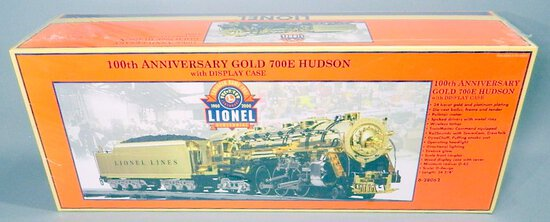 LARGE LIONEL TRAIN COLLECTION