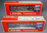 Lionel Sequential Penn Square and Times Square Passenger Cars