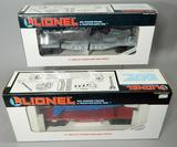 Lionel O and O27 Gauge Rolling Stock, U.S. Navy & U.S. Military