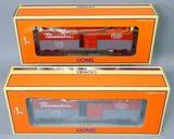Lionel NYC Pacemaker Box Cars