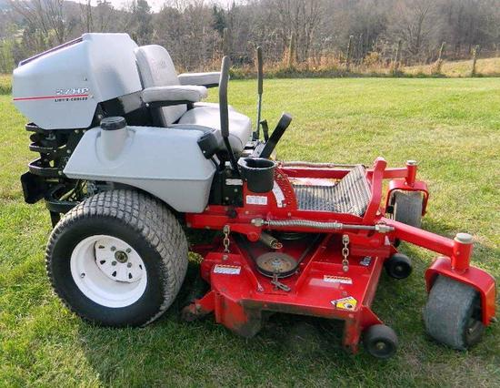 Exmark Lazer Z Liquid Cooled Zero Turn Lawn Mower