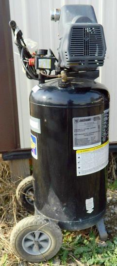 JobSmart 26-gal Air Compressor