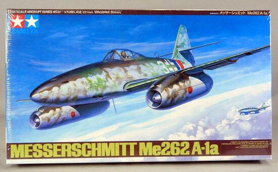 Tamiya Model Messerschmitt Aircraft