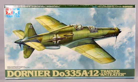 Tamiya Dornier Trainer 'Anteater' Model Aircraft
