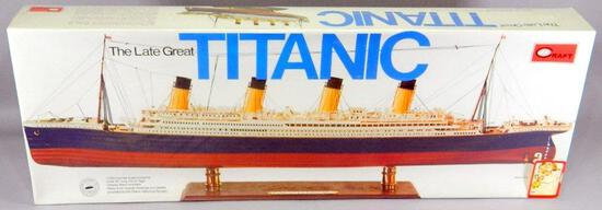 MiniCraft Model Kit: The Late Great Titanic