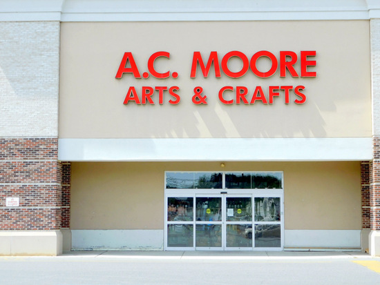 A.C. MOORE CONTENTS, SHELVING and FIXTURES AUCTION