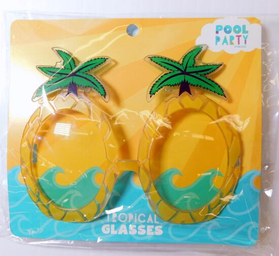 Around 2 Dozen Pool Party Tropical Eyeglasses