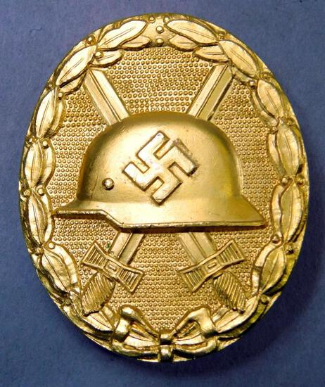 German World War II Gold Wound Badge