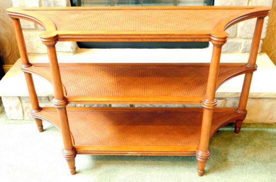 Ethan Allen Console Table