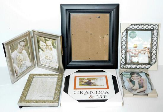 6 New Picture Frames