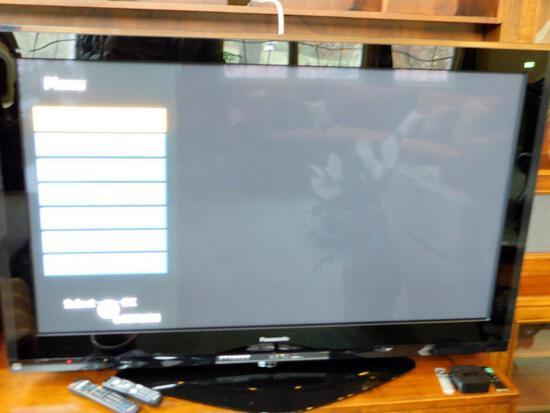 Panasonic VIERA 58-inch Plasma Television Plus Apple TV