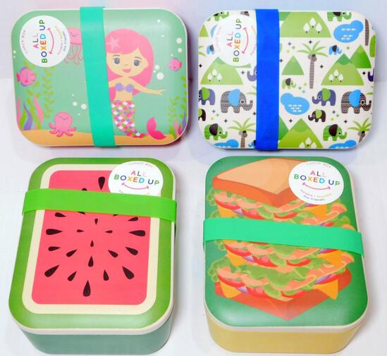All Boxed Up Lunch Boxes, 12 Units