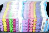 Bright Minds Foam Stickers, 200 Units
