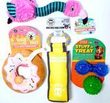Assorted Dog Toys Grouping, 23 Units