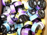 Dozens of Spools of Assorted Decorative Ribbon