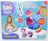 Tybo Tidy Tie-Dye Mixing Orb, 7 Units