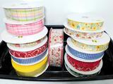 'Designer Use' Ribbon Spools, 13 Units