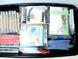 Many Packages of Occasion Invitation Cards, 91 Units