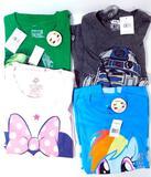Licensed Adult T-Shirts, 48 Units