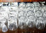 Assorted Barware and Glassware