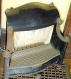 The Humphrey Radiantfire No. 20 Antique Fireplace Insert Heater