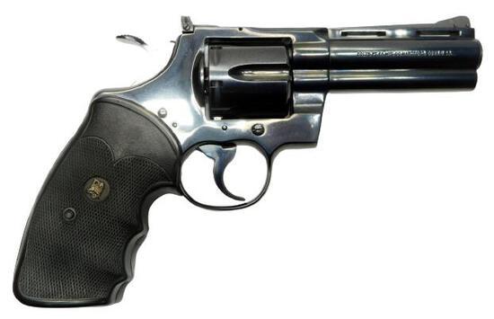 1981 Colt Python .357 Magnum Revolver, Excellent!