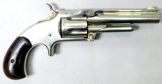 Smith & Wesson Bottom Break-open, .32 Caliber Revolver