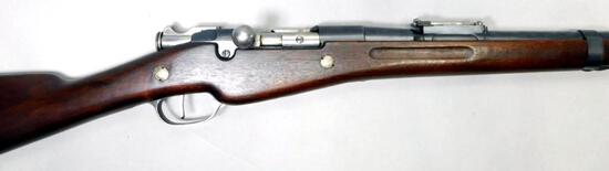 Remington Contract French Model 1907-15 8mm Berthier Rifle