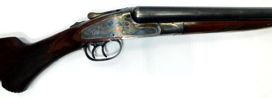 Aristocrat Double Barrel 12 Gauge Shotgun