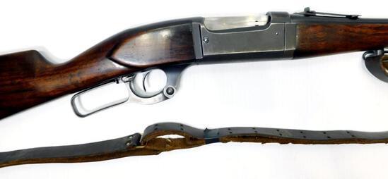 Savage Model 1899 Lever-action Rifle, .300 Savage