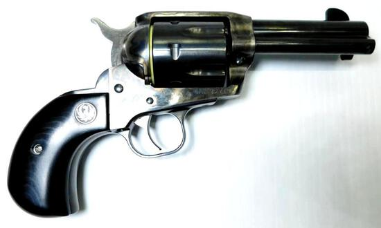 Ruger Vaquero Sheriff Model Birds Head .45 Colt Revolver