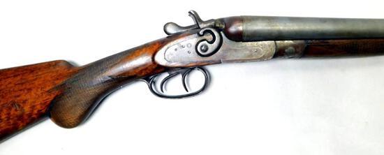Acme Arms Co. Double Barrel 12 Gauge Black Powder Shotgun