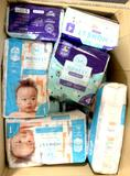 Honest Co. Diapers in Assorted Sizes, 20 Units