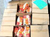 Himalayan Pink Salt Body Soak [PALLET] Blood Orange Scent, 3lb bag, 402 Units
