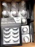 Cosmetics Assortment Including Ardell Eyelashes and HBA, 193 Units