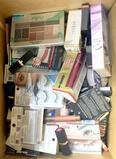 Assorted Cosmetics and Eyelashes, 160 Units