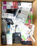 Assorted Cosmetics and HBA Shelf Pulls, 155 Units