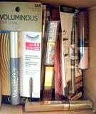 Variety of Cosmetics, 118 Units