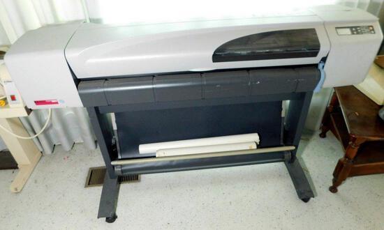 Hewlett Packard DesignJet 500 42 Inch Plotter Printer