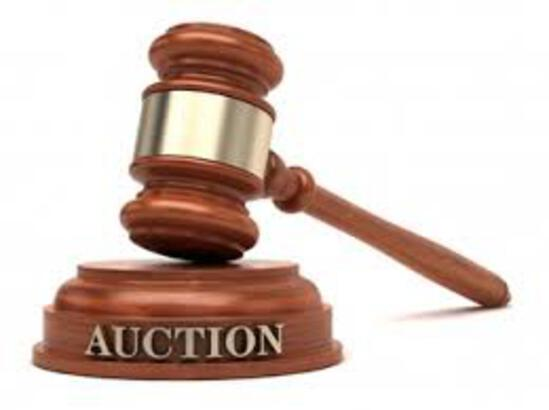 John D Frazier Estate Auction