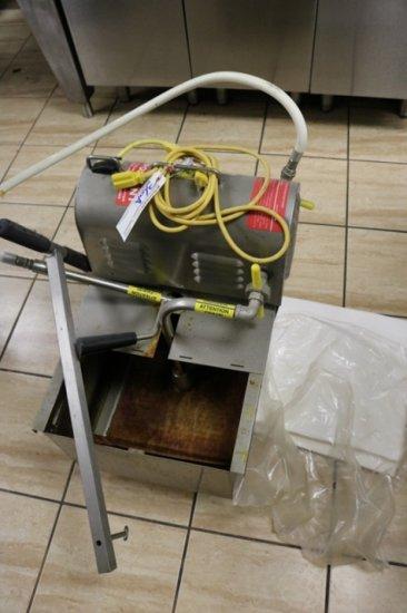 RF Hunter ECCO One portable grease filter