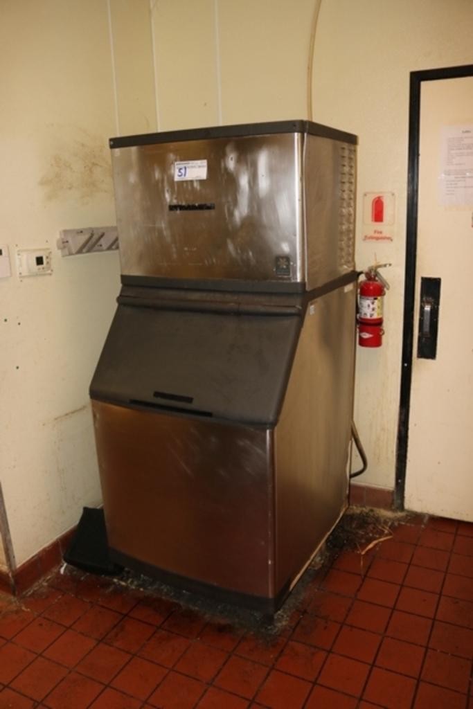 Complete KFC equipment Auction