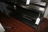 """Jero 30"""" x 60"""" stainless table with double stainless under shelves - nice"""