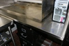 """30"""" x 60"""" wall mount stainless work top only"""